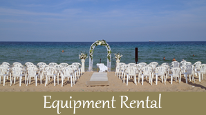 Aisle on the Ocean Front - Wedding Planner